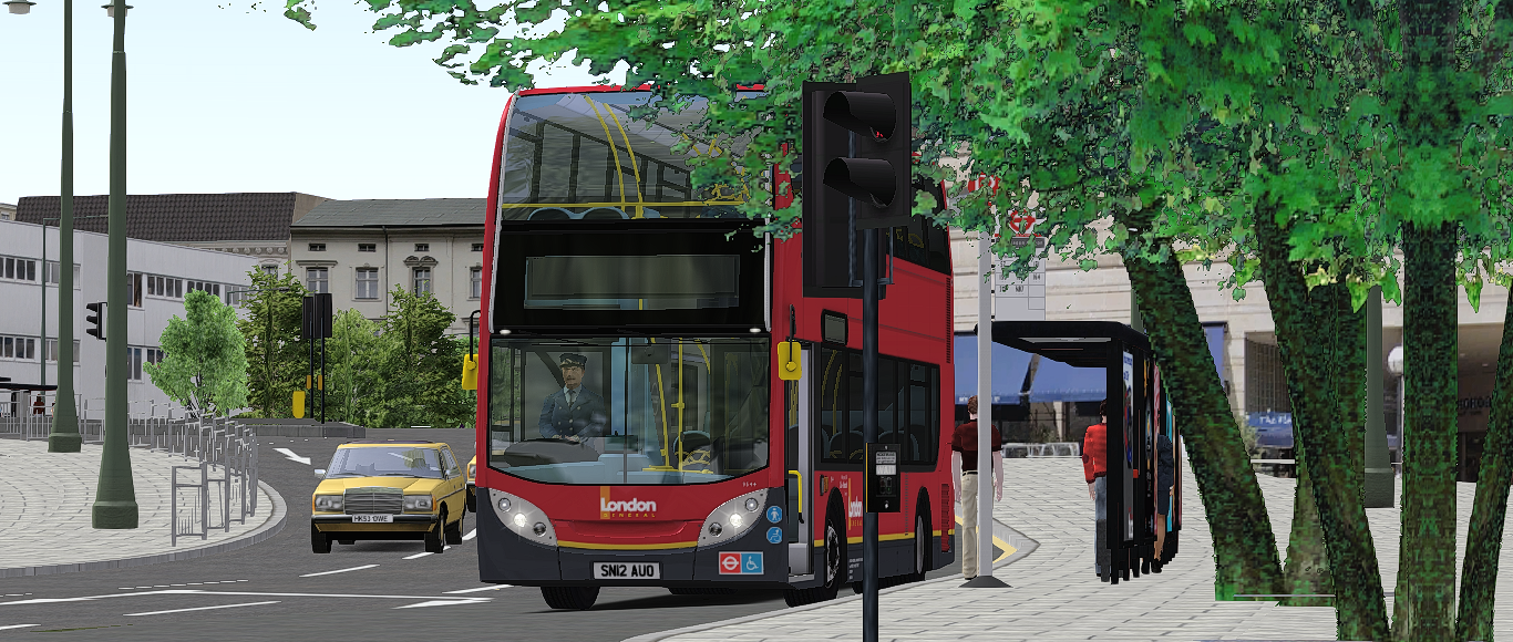 Transport for Virtual London